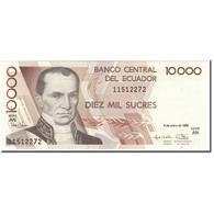 Billet, Équateur, 10,000 Sucres, 1996-01-04, KM:127b, NEUF - Ecuador