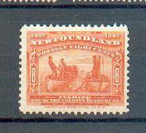 A 195 - TERRE NEUVE - YT 54 * - 1865-1902