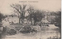 52- 30181  -   NOGENT  Le  BAS     -  VUE  DES  EMPALEMENTS - Frankreich
