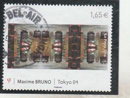 FRANCE MAXIME BRUNO TOKYO OBLITERE 2014 YT 4837    -                                           TDA275 - France