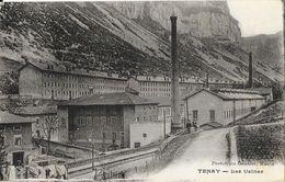 Tenay (Ain) - Les Usines (les Eaux Noires) - Edition Combier, Carte Non Circulée - France