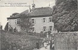 Chatillon-de-Michaille (Ain) - Maison Des Soeurs (ancien Hôpital) - Edition L. Michaux, Carte N° 207 - Trévoux