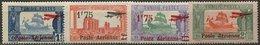 Tunisie, PA N° 03 à N° 06** Y Et T, 3 / 6 - Tunisie (1888-1955)