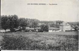 51 - Les RIVIERES HENRUEL - Vue Générale - Other Municipalities