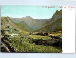 Espagne - CANARIES - Valle De Agaete - Espagne