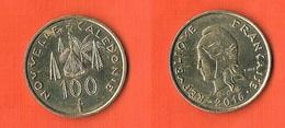New Daledonia 100 Francs 2016 - New Caledonia
