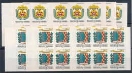 CD-447 :ANDORRE: Lot Avec Stock  Carnets De 1998/99- N°502(3 Carnets)-512 (2) - Markenheftchen