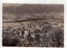 CP 10*15-WY1436-SAINT AUPRE LE  VILLAGE VUE GENERALE 1960 - France