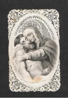 Religion - Image Pieuse, Bords En Dentelle, Canivet  (b231) - Images Religieuses