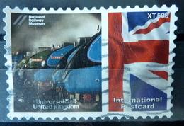 England Railways,treinen,zug,train Used/gebruikt/oblitere - Groot-Brittannië