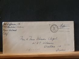 78/900   LETTRE USA 1946  USS PELLIAS   US NAVY - Verenigde Staten