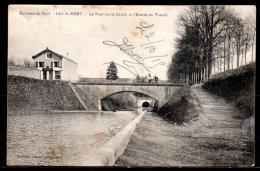 54-Lay-St-Remy, Le Pont Sur Le Canal Et L'entrée Du Tunnel - Other Municipalities