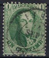 Nr. 13 A Met DC Afstempeling ; Staat  Zie Scan ! Inzet Aan 2 Euro ! - 1863-1864 Medaglioni (13/16)