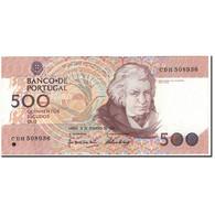 Billet, Portugal, 500 Escudos, 1992-02-13, KM:180d, SUP+ - Portugal