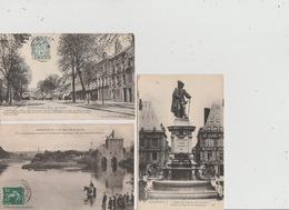 18 / 9 / 23  -  LOT  DE 6  CPA  DE. CHARLEVILLE  ( 08 ) Toutes Scanées - Cartes Postales