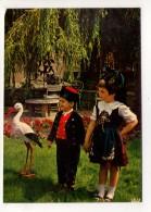 CP 10*15-WY1771-ALSACE PITTORESQUE ENFANTS EN COSTUMES - Alsace