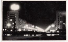 Stalinallee Bei Nacht - Berlin - 1960  - DDR - Mitte