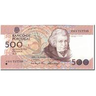 Billet, Portugal, 500 Escudos, 1993-11-04, KM:180f, NEUF - Portugal