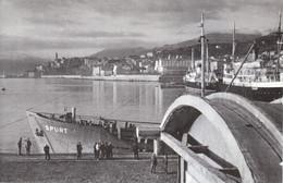 1971 - Iconographie - Bastia (Corse) - Le Nouveau Port - FRANCO DE PORT - Old Paper