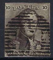 Nr. 1 Gestempeld P7 ATH ; Staat Zie Scan ! Inzet Aan 5 € ! - 1849 Epaulettes