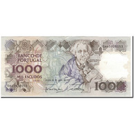 Billet, Portugal, 1000 Escudos, 1990-07-26, KM:181g, TTB+ - Portugal