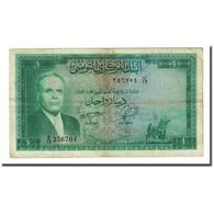 Billet, Tunisie, 1 Dinar, KM:58, TB - Tunisia