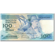 Billet, Portugal, 100 Escudos, 1987-12-03, KM:179d, B+ - Portugal