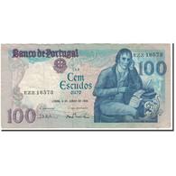 Billet, Portugal, 100 Escudos, 1985-06-04, KM:178e, TB - Portugal