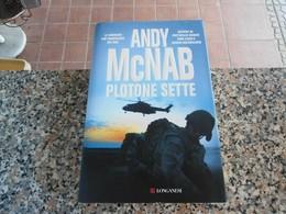 Plotone Sette - Andy McNab - Books, Magazines, Comics