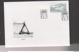 FDC 2013 : Barrage De Flaje Dans Les Monts Métallifères - FDC