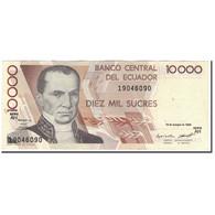 Billet, Équateur, 10,000 Sucres, 1994-10-13, KM:127a, TTB+ - Equateur