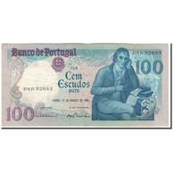 Billet, Portugal, 100 Escudos, 1985-03-12, KM:178d, TB+ - Portugal