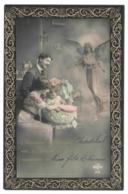 Rare. Carte Postale Faire-Part De Naissance (A5p8) - Birth & Baptism