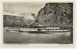 AK  Dampfer Mainz Köln Düsseldorfer Rheindampfschiffahrt 1931 - Paquebots