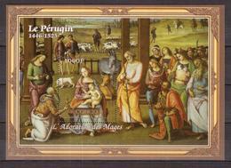 CONGO   Painting, P.Rerugino,   SS  Perf. - Art