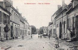 S39 -  Cpa 02 Blérancourt - Rue Du Château - Non Classés