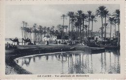 2809150Le Caire, Vue Générale De Bedrechen 1916 - Cairo