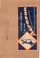 Publicité - AEROXON Attrape Mouches - Sur Fragment Carton Livraison ( Boite A 50 Pièces ) - Publicités