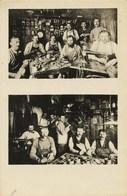 661- 14/18 - CAMP DE PRISONNIERS De DÜLMEN - Ateliers Des TAILLEURS Et Des CORDONNIERS - RARE - Guerre 1914-18