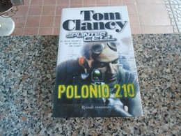 Polonio 210 - Tom Clancy - Books, Magazines, Comics