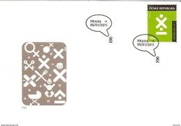 FDC 2011 : Recensement Census 2011 - FDC