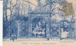 CPA -  NANCY Place Stanislas Fontaine D'amphritite - Nancy