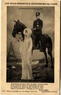 Guerre Général Galliéni Et Sainte Geneviève - Guerra 1914-18