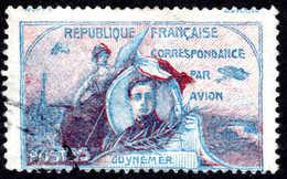 "France - 1920 -  Précurseur "" Guynemer "" -  Bon Centrage - Oblit - Used - Aéreo"