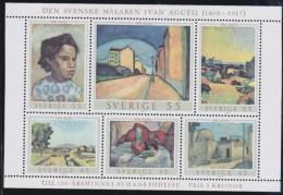 Sweden   .     Facit   .   Blok  2   .     **    .    MNH  .   /   .   Postfis - Zweden