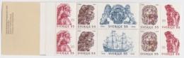 Sweden   .     Facit   .   H   225   (complete)       .     **    .    MNH  .   /   .   Postfris - 1951-80