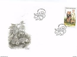 FDC 2011 : PROTECTION DE LA NATURE Le Hamster - FDC