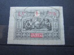 VEND BEAU TIMBRE D ' OBOCK N° 47 , X !!! - Obock (1892-1899)