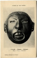 MEXIQUE Ethnographie Musée Du Trocadéro Masque - Mexico