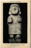 MEXIQUE Ethnographie Musée Du Trocadéro Personnage Debout - Mexico